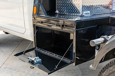 """2021 CM Truck Beds HS HOT SHOT BED 8'6""""/84//56/38 DUALLY TAKE OFF Truck Bed"""
