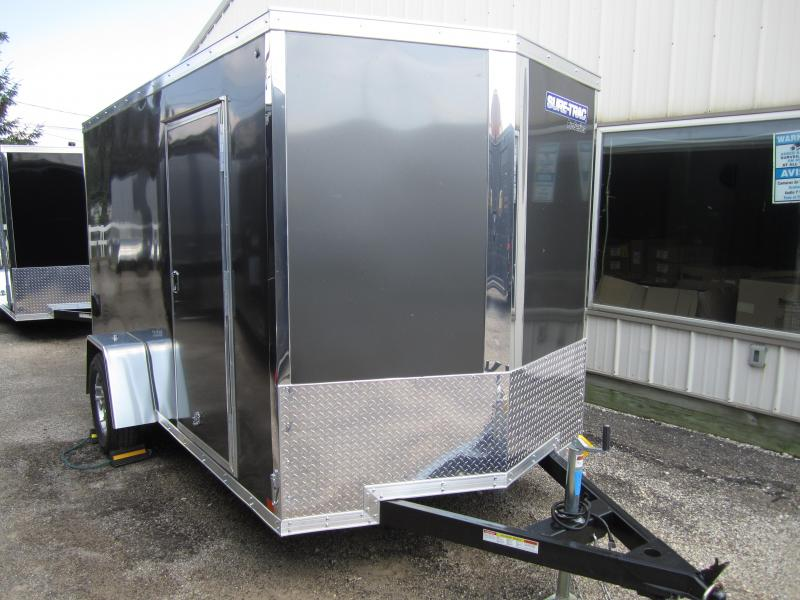 2021 Sure-Trac 6 x 12 Pro Series Wedge Cargo SA