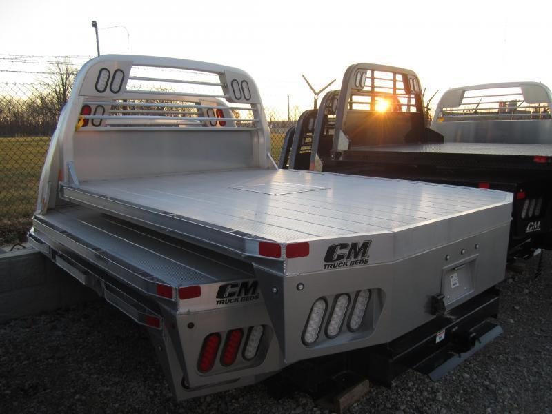 """CM ALRD 11'4""""/97""""/84""""/34"""" Truck Bed SD"""