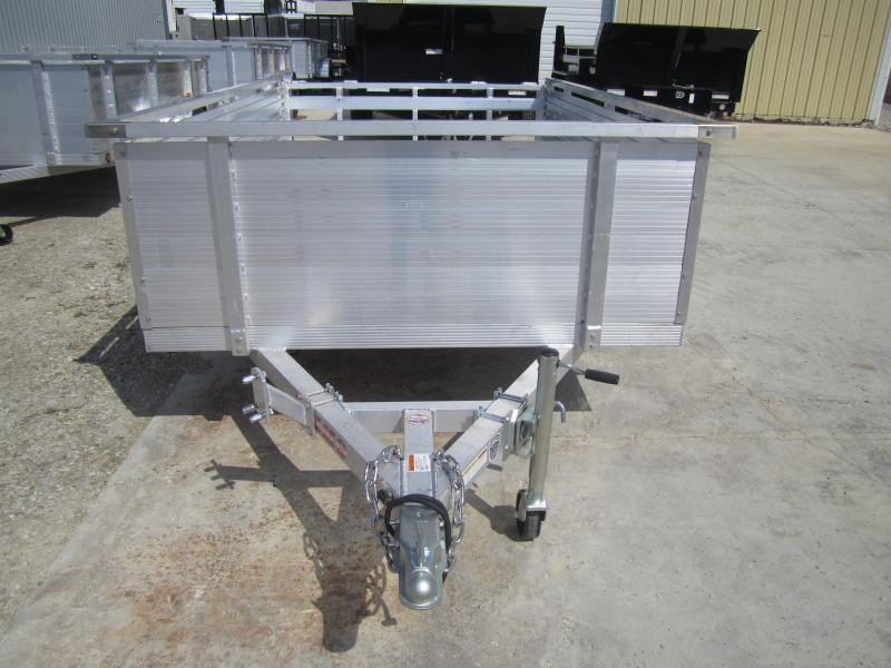 """Primo 6'X10' ALL ALUMINUM 30"""" HIGH SIDES Utility Trailer"""