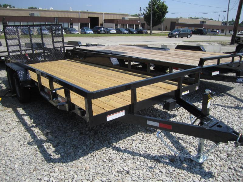 2021 Sure-Trac 7 X 18 Tube Top Utility  10K Tandem