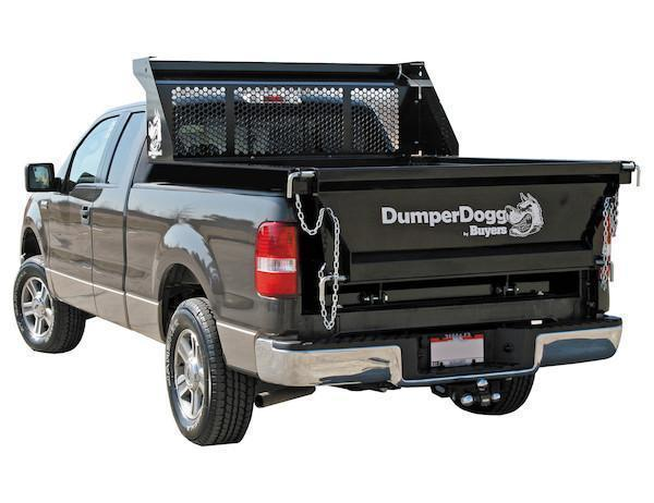 DumperDogg 6' STEEL DUMPER Truck Bed