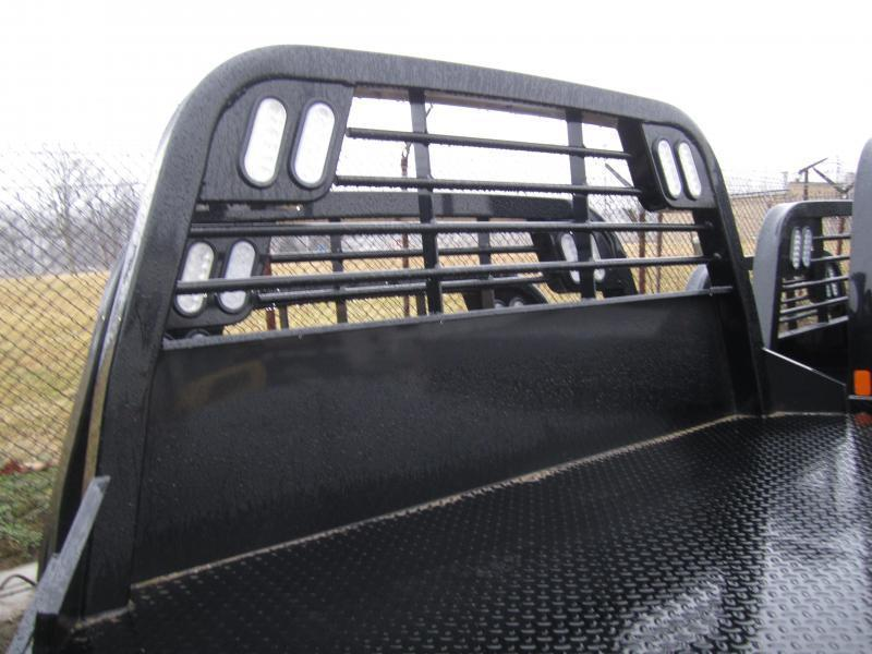 """CM Truck Beds RD FLATBED 8'6""""/84/42 Truck Bed"""