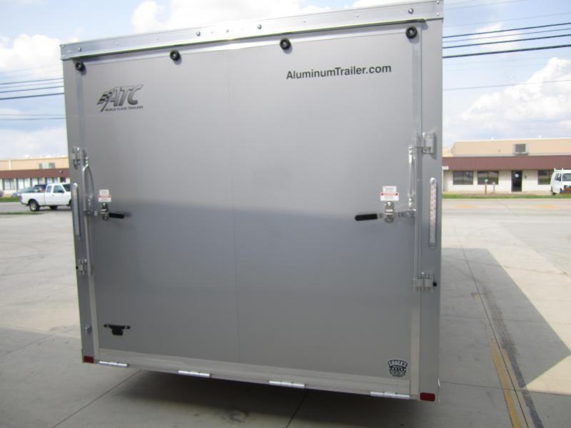 Aluminum Trailer Company 8.5X20 RAVEN CAR HAULER Enclosed Cargo Trailer