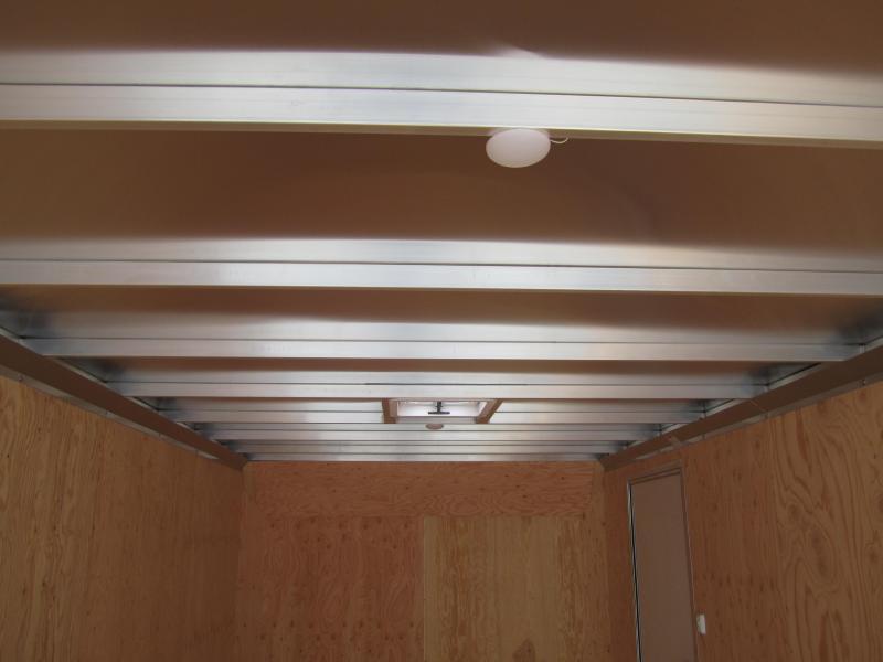 Aluminum Trailer Company 8.5X20 RAVEN CAR HAULER Enclosed Cargo Trailer