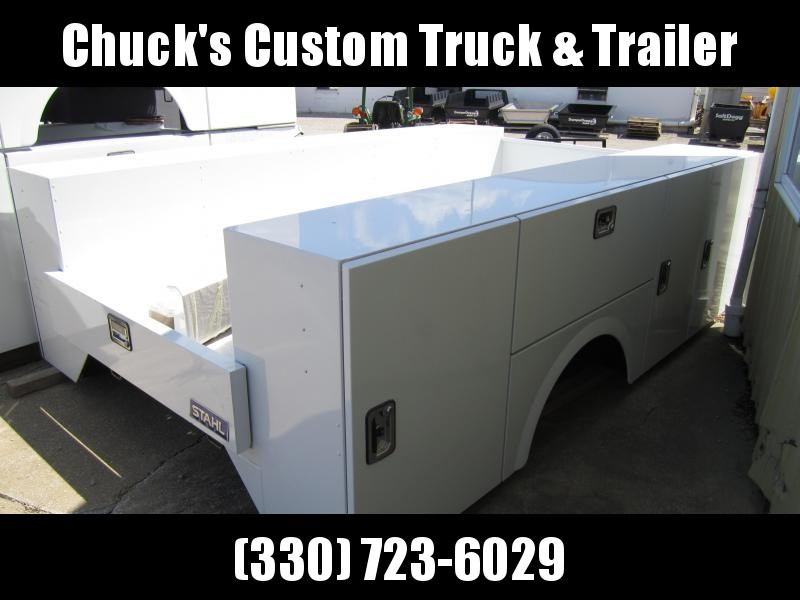 "Other STAHL 134"" SERVICE BODY Truck Bed"
