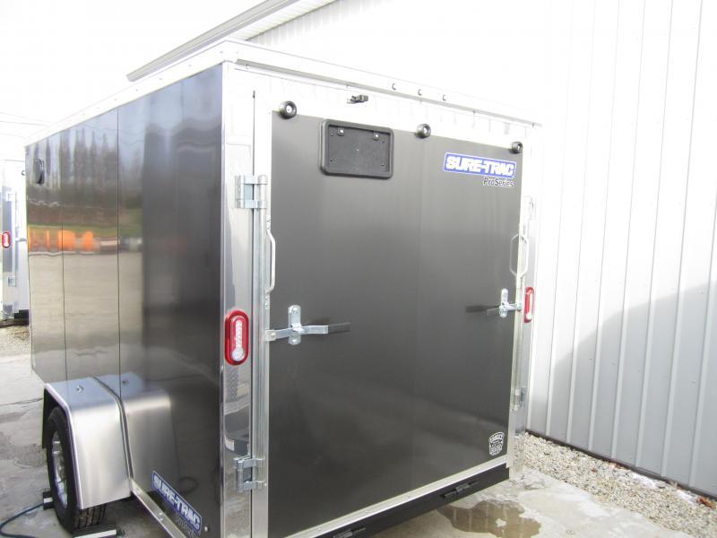 Sure-Trac 6 x 12 Pro Series Wedge Cargo SA