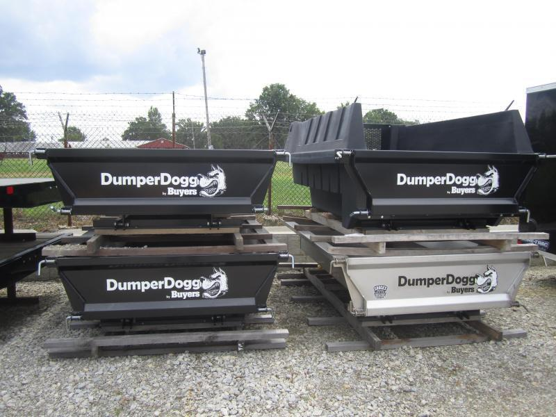 DumperDogg 6' STAINLESS STEEL DUMPER Truck Bed