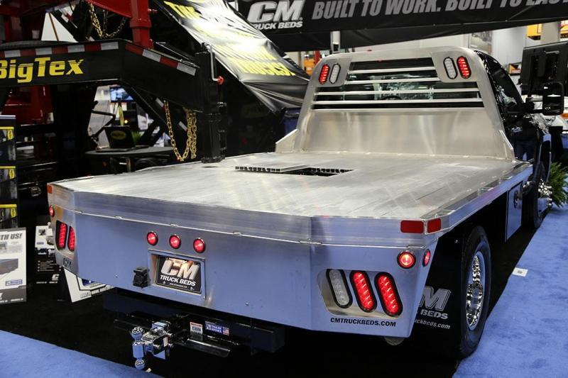 "2021 CM ALRD 86/97""/42"" Truck Bed"