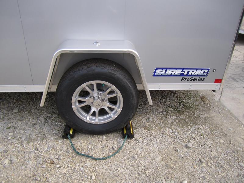 Sure-Trac 6 x 10 Pro Series Wedge Cargo SA