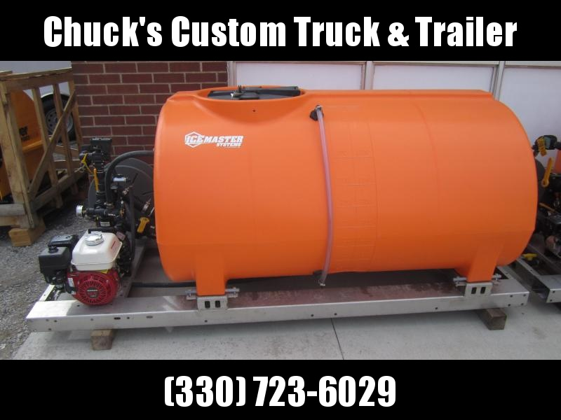 2019 DISPLAY SALE!!!! Other ICE MASTER 400 GALLON WITH 6 ICE CONTROL BOOM Salt Spreader