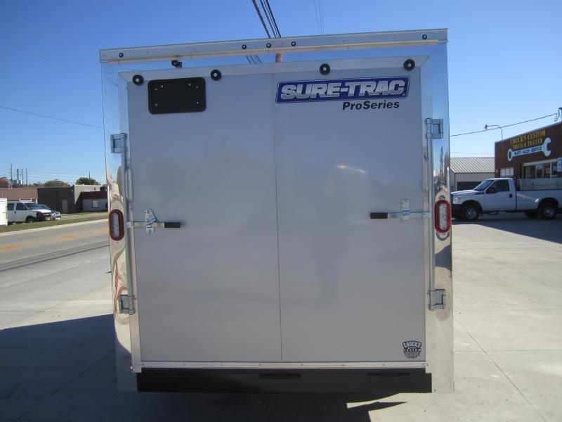 2020 Sure-Trac 7 x 14 Pro Series Wedge Cargo TA 7K