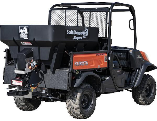 SaltDogg SHPE0750 Salt Spreader