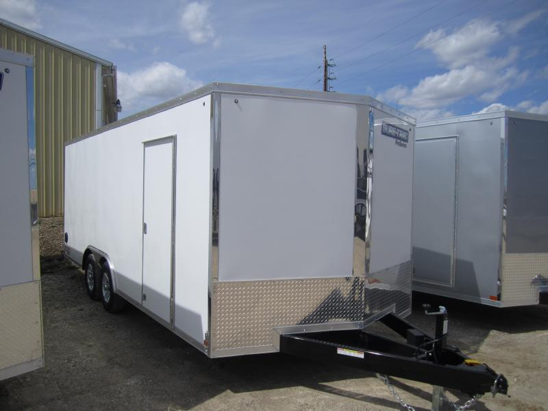 2021 Sure-Trac 8.5 x 20 Pro Series Enclosed Wedge Cargo