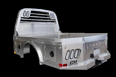 """CM ALSK 86/97""""/58""""/42"""" Truck Bed"""