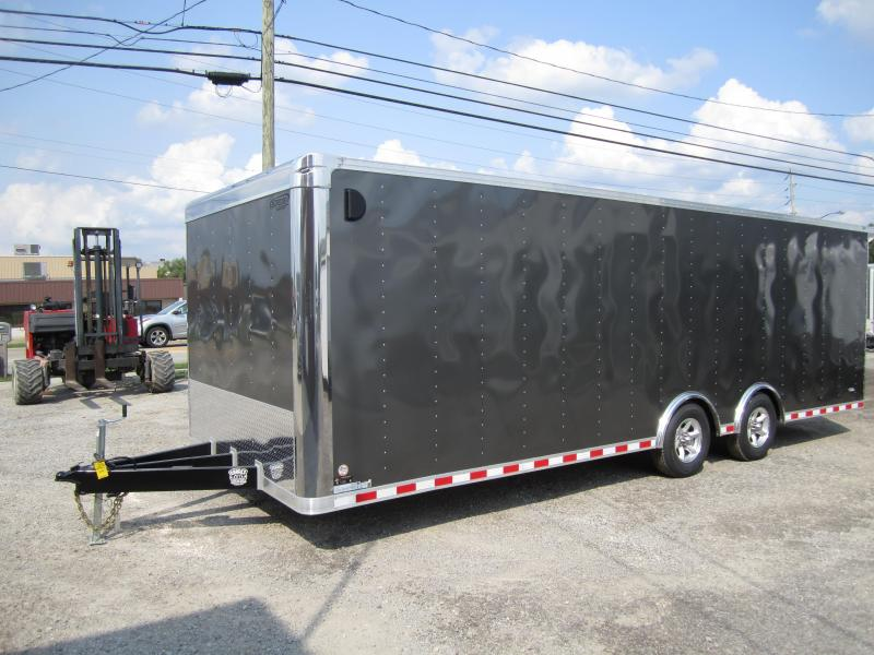 2021 Bravo Trailers 8.5'X24' CAR HAULER Enclosed Cargo Trailer