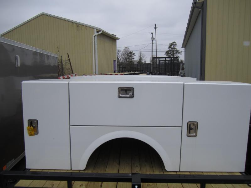 "Stahl CHALLENGER STII 110"" 60""CA Truck Bed"