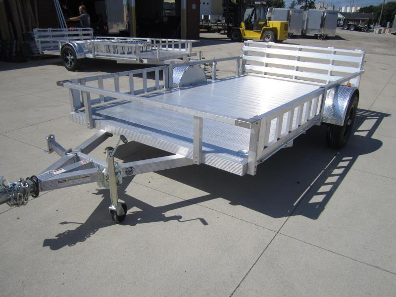 "Primo ATV 82""X12' ALL ALUMINUM ATV Trailer"