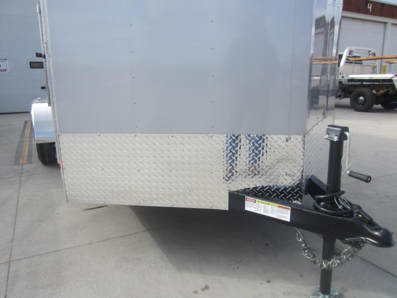 Bravo Trailers 7X16 HERO BY BRAVO RAMP DOOR Enclosed Cargo Trailer