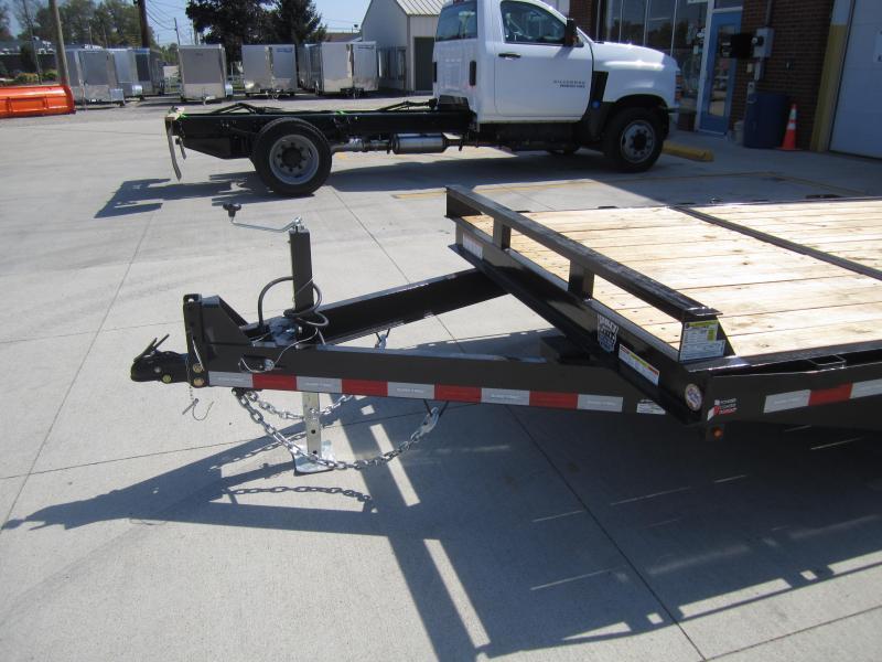 Sure-Trac 7 X 18 + 4 Tilt Bed Equipment 14K