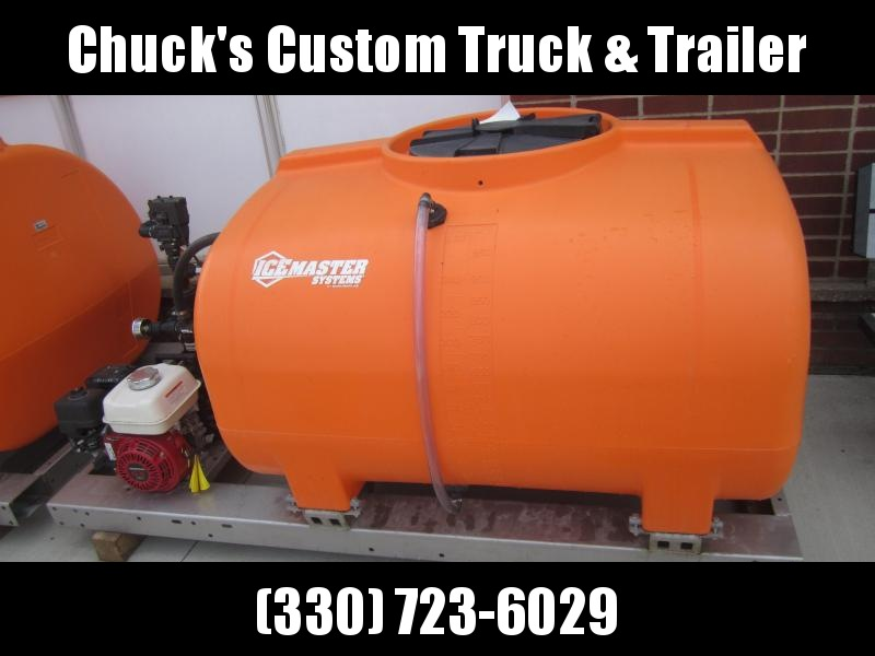 DISPLAY SALE!!! Other ICE MASTER 250 GALLON WITH 6 ICE CONTROL BOOM Salt Spreader