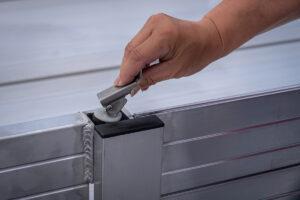 "Floe VERSAMAX UT 14.5'X79"" ALUMINUM Utility Trailer WITH SIDE RAMPS"