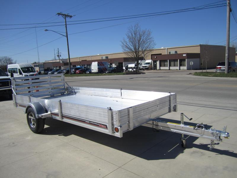 "Floe VERSAMAX UT 14.5'X79"" ALUMINUM Utility Trailer WITH SIDE RAMPS"