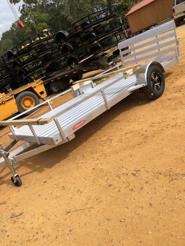 2021 Cherokee Trailers lowpro14 Utility Trailer