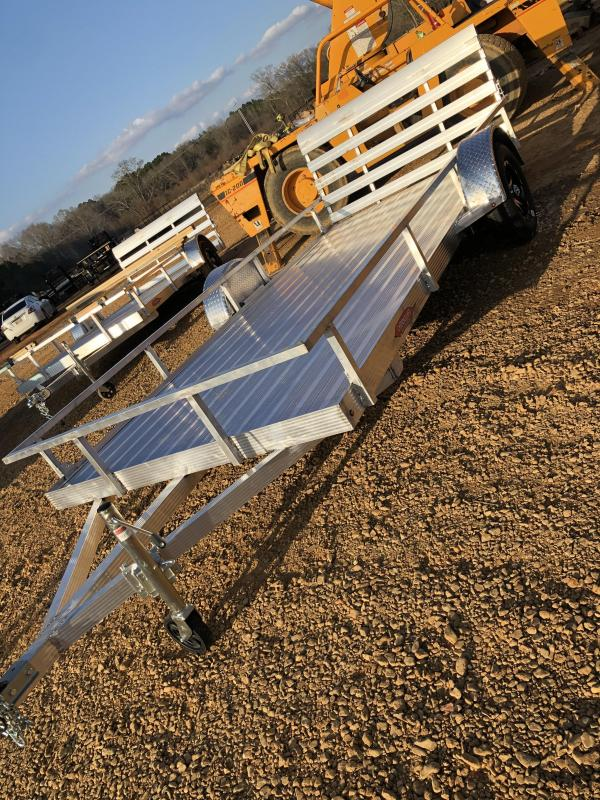 2021 Cherokee Trailers low pro 14 Utility Trailer