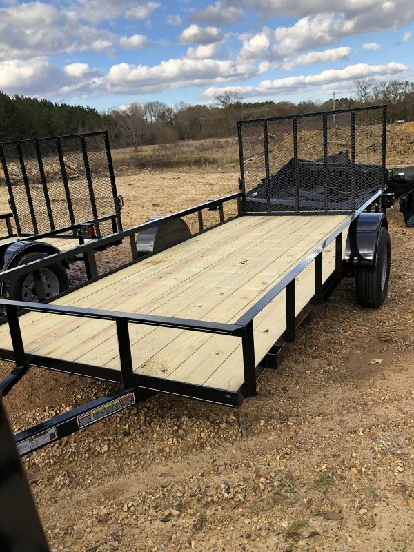 2020 Other 6'x14' Utility Trailer
