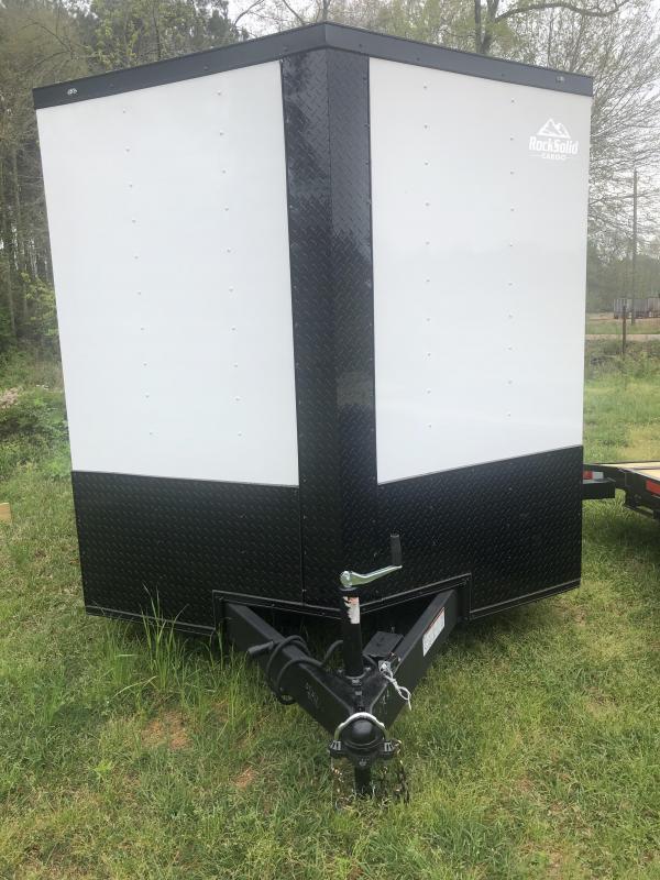 2021 Rock Solid Cargo 7'x16' Enclosed Cargo Trailer