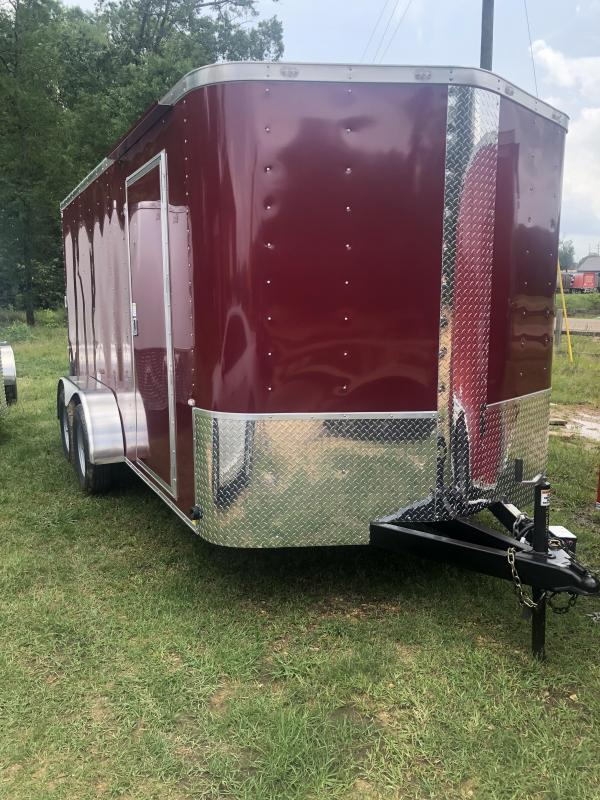 2021 Cargo Craft EV7162 Enclosed Cargo Trailer