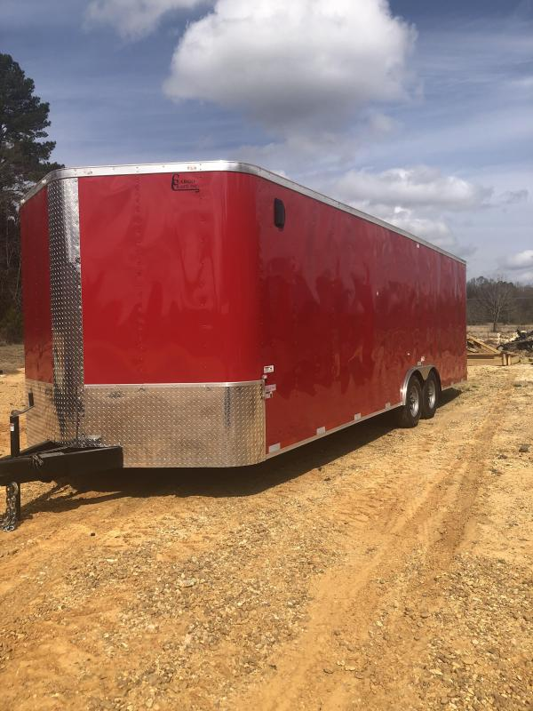 2021 Cargo Craft EVAC85262 Enclosed Cargo Trailer