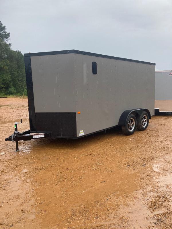 2022 Rock Solid Cargo 7'x14' Enclosed Cargo Trailer