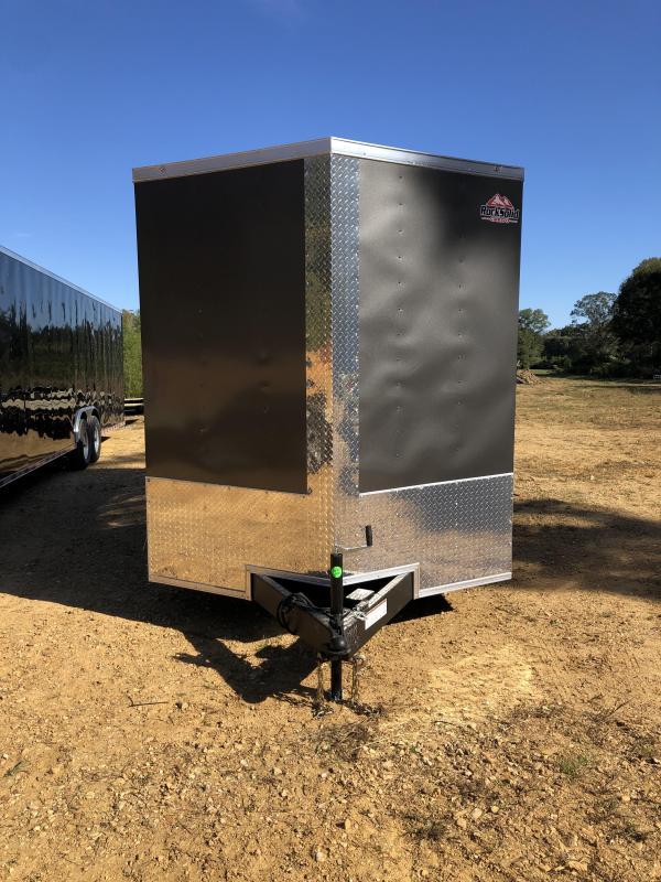 2022 Rock Solid Cargo 7x16 TA Enclosed Cargo Trailer