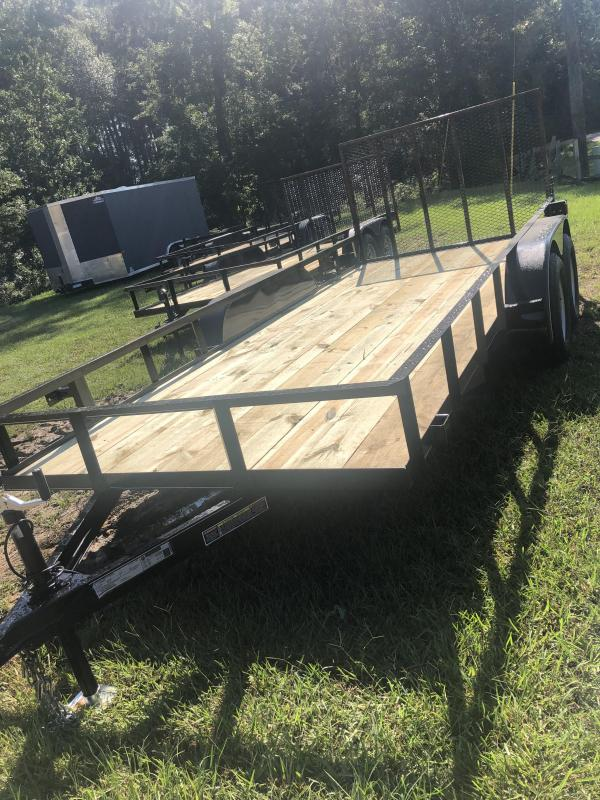 """2021 Other 6'4""""x16' Utility Trailer"""