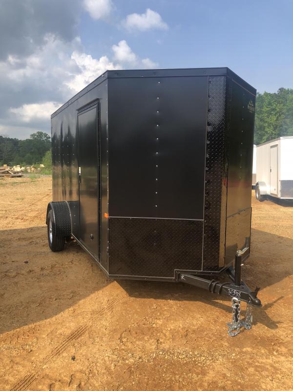 2021 Rock Solid Cargo 6x12 SA Enclosed Cargo Trailer