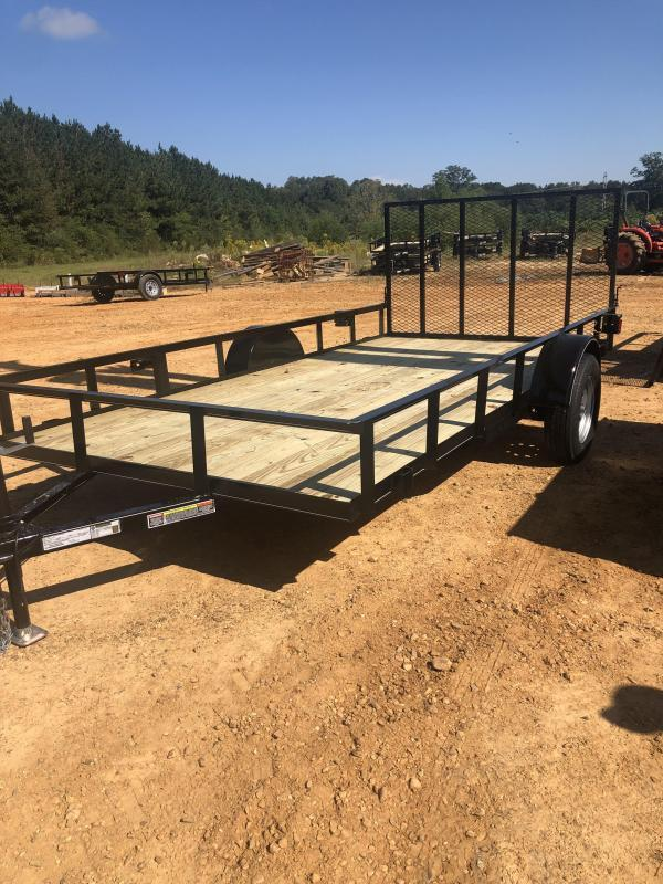 """2021 Other 6'10""""x14' Utility Trailer"""