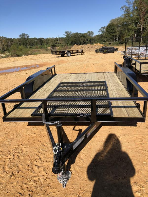 "2020 Other 6'10""x12' Utility Trailer"