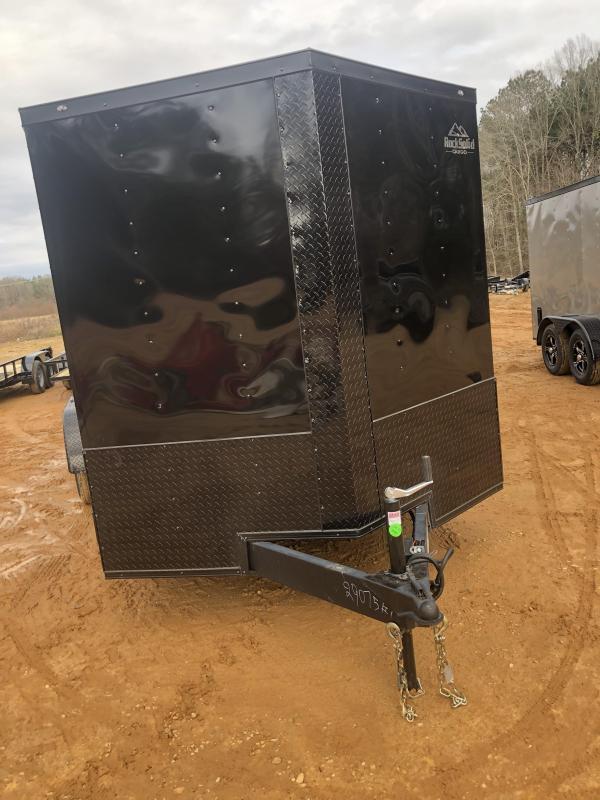 2021 Rock Solid Cargo 7x16 TA Enclosed Cargo Trailer