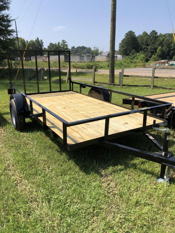 2021 Other 6'x12' Utility Trailer
