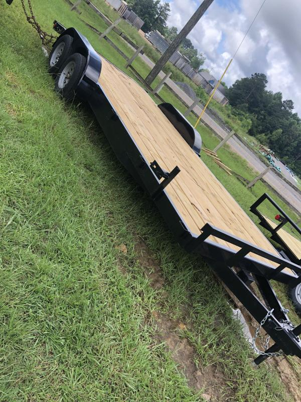 """2021 Other 6'10""""X20' Car / Racing Trailer"""