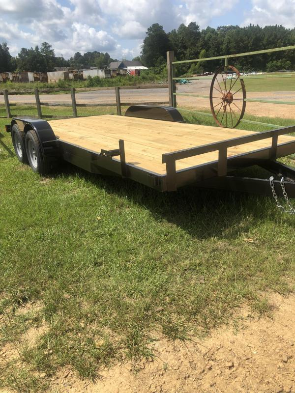 """2021 Other 6'10""""x18' Car / Racing Trailer"""