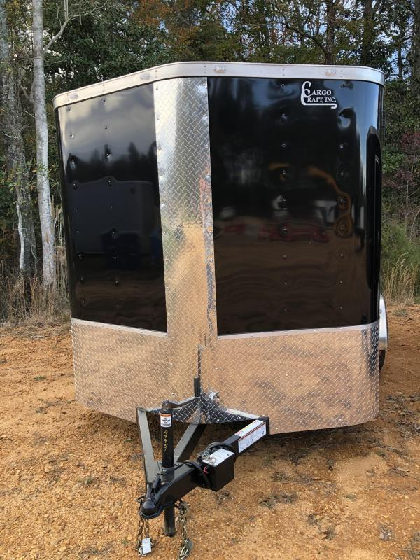 2021 Cargo Craft EV7142 Enclosed Cargo Trailer