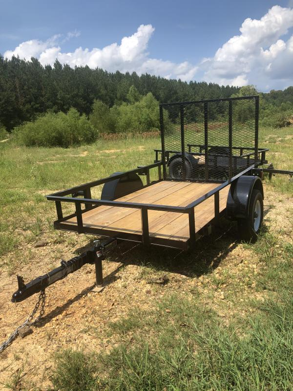 2021 Other 5'x8' Utility Trailer