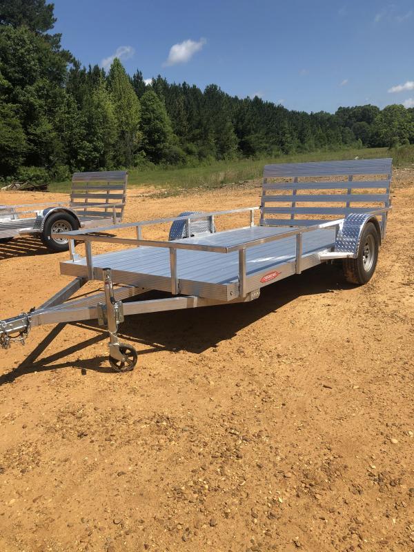 2020 Cherokee Trailers 6x12 Utility Trailer