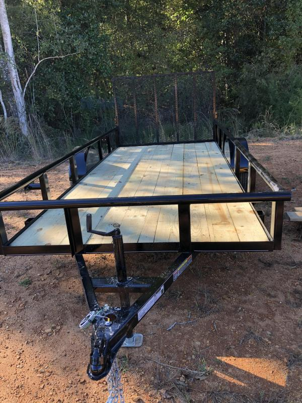 2020 Other 6x14 Utility Trailer