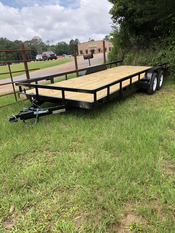 """2021 Other 6'10""""X20' Utility Trailer"""