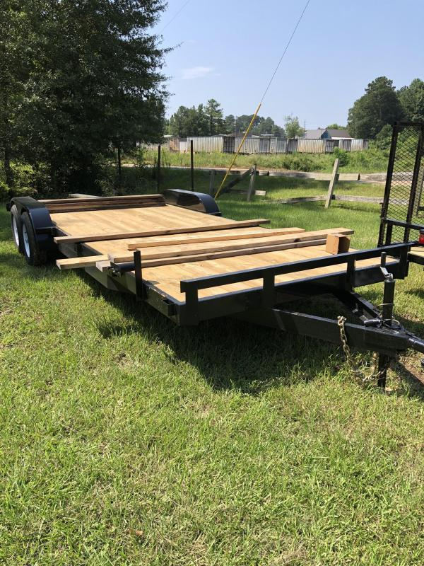 """2021 Other 6'10""""x22' Car / Racing Trailer"""
