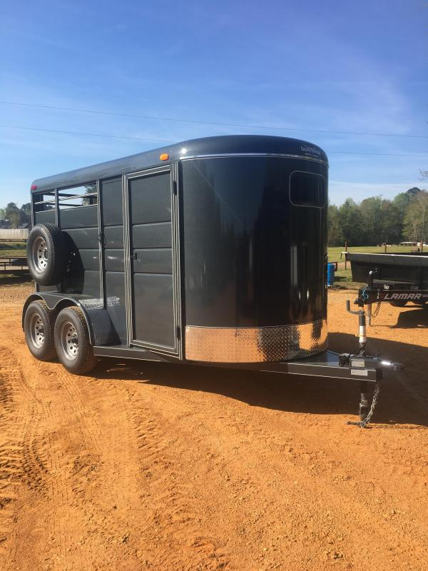 2019 Calico Trailers 6x13 Horse Trailer
